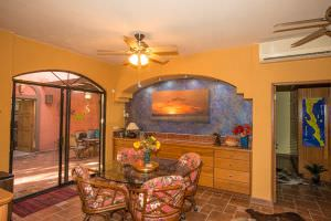 2 bedroom 2 bath home in a private garden oasis!