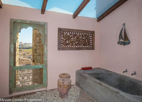 Spectacular Beachfront Villa for Sale in Punta Chivato Baja Sur
