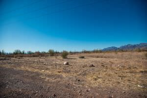 Loreto land available on road to international airport, view 1