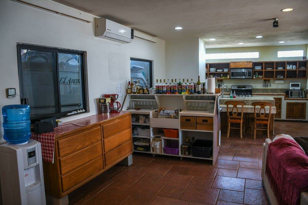 Popular Restaurant and Residence for Sale in Loreto, Baja Sur: Commerical Kitchen at Sabor