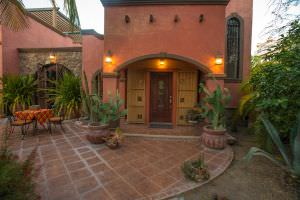 2 bedroom 2 bath home in a private garden oasis! Mision Loreto Properties