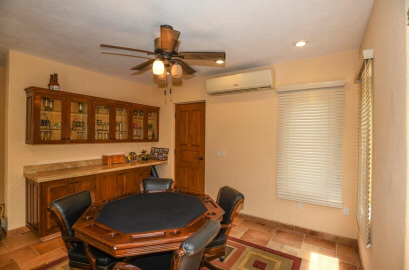 Home for sale in Nopolo, Loreto Baja Sur, Move in Ready!: Game room