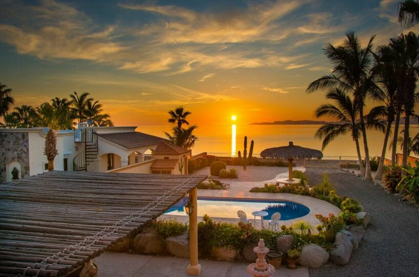 Privada Jesuitas, Loreto Baja Sur Mexico, stunning 4 bedroom, 5.5 bathroom home,