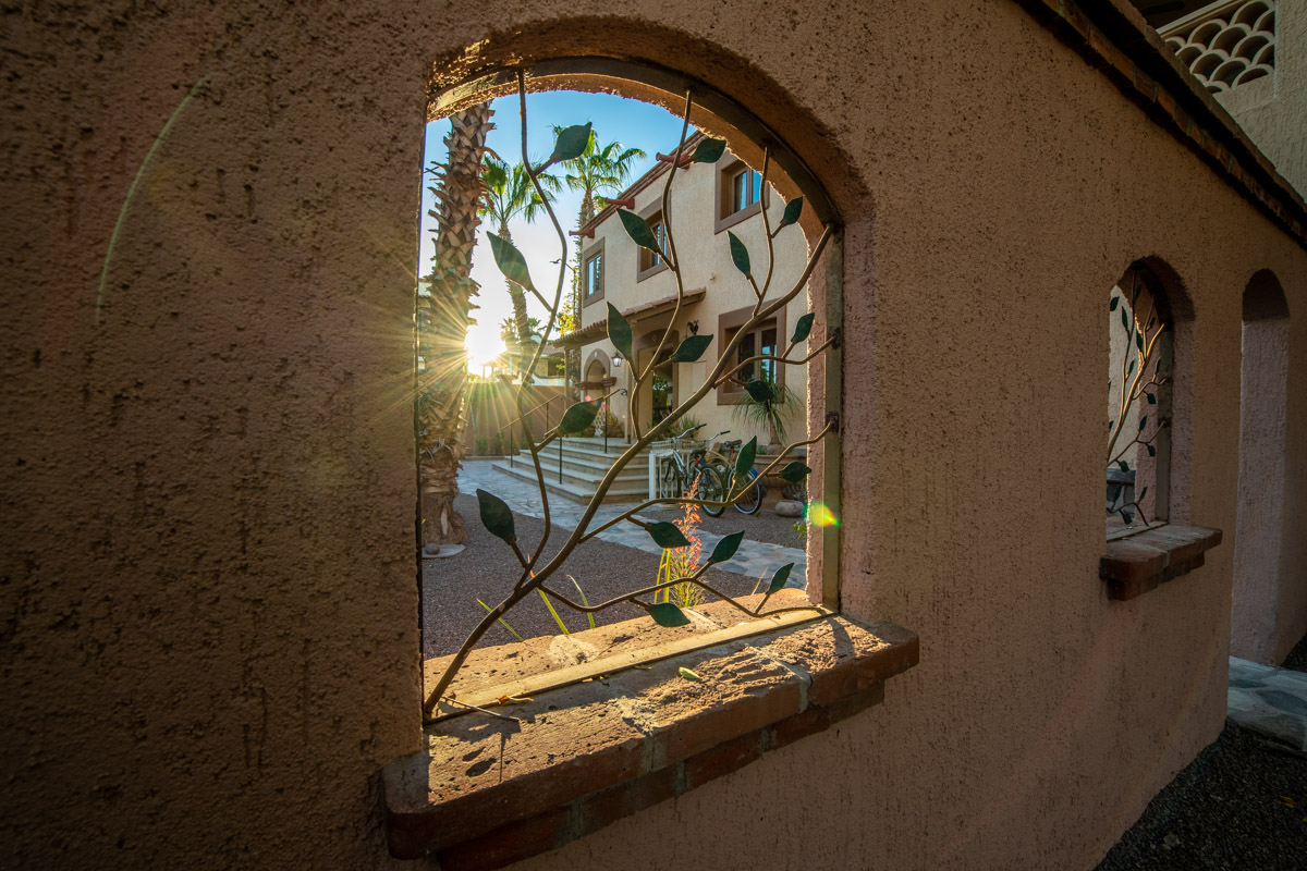 Beautifully restored four bedroom adobe home window to your dreams
