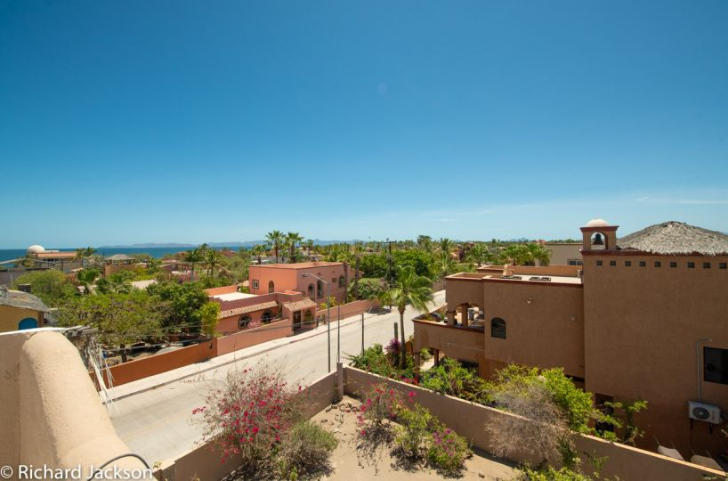 2 Bed 2 Bath 2 Blocks Away from the Beach in Loreto: View looking SouthEast